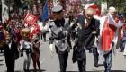 Espa�a celebra el D�a del Trabajo