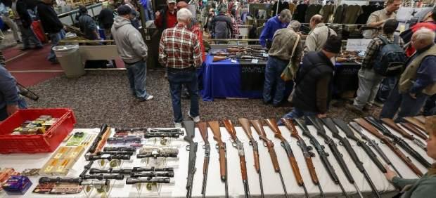 Armas en EE UU