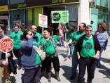 Protesta de la PAH