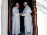 Benedicto XVI vuelve al Vaticano