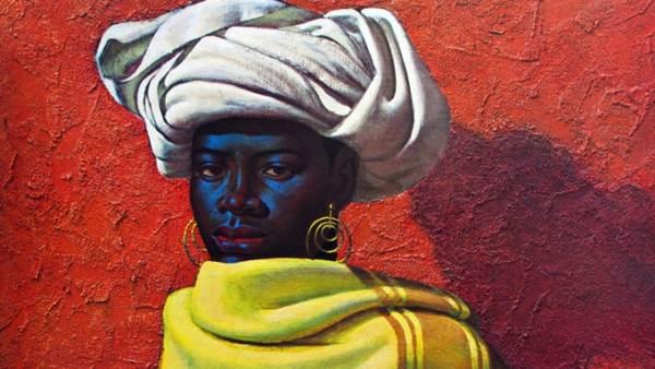 'Swazi Girl'