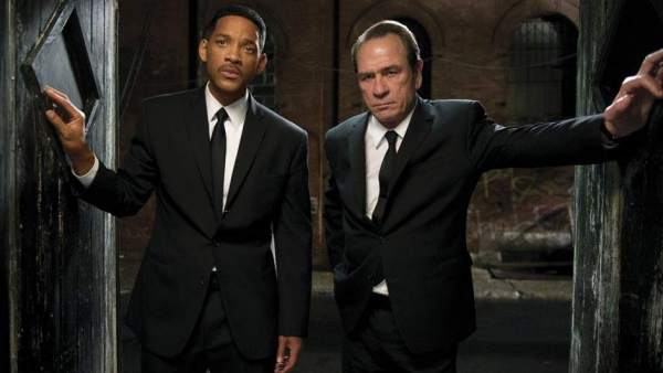 'Men in Black'