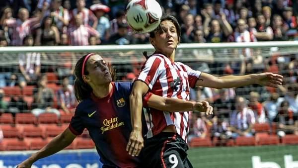 Un Athletic-Barça cierra la Liga Femenina de fútbol