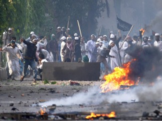 Disturbios en Bangladesh