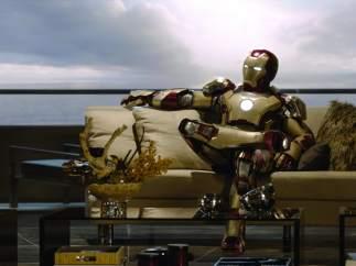 Robert Downey Jr. en 'Iron Man 3'