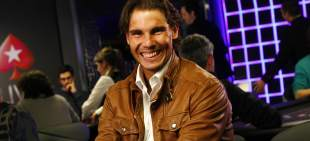 Rafa Nadal en la PokerStars Room
