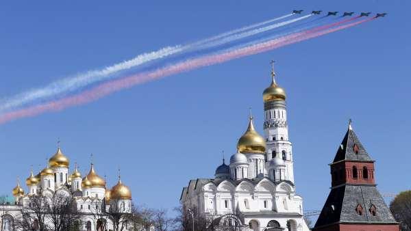 Moscú en el 'Día de la Victoria'