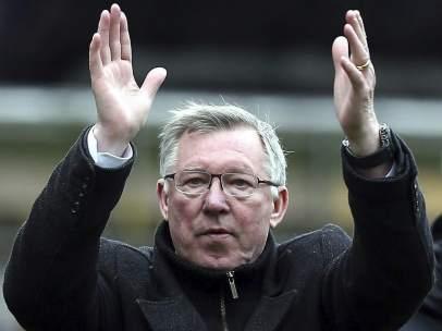 Alex Ferguson deja el Manchester United