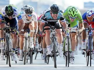 Mark Cavendish gana la sexta etapa del Giro 2013