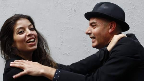 Soleá Morente y Antonio Arias