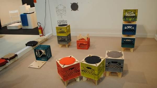 Dise o al alcance de todos c mo convertir objetos for Muebles con cosas recicladas