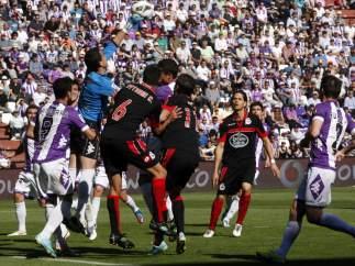 Real Valladolid-Deportivo de La Coruña