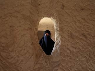 Mujer saudí