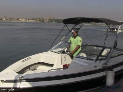 El taxi del Nilo