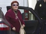 Isabel García, esposa del asesino de Mari Luz