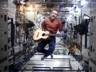 Música en la Estación Espacial Internacional