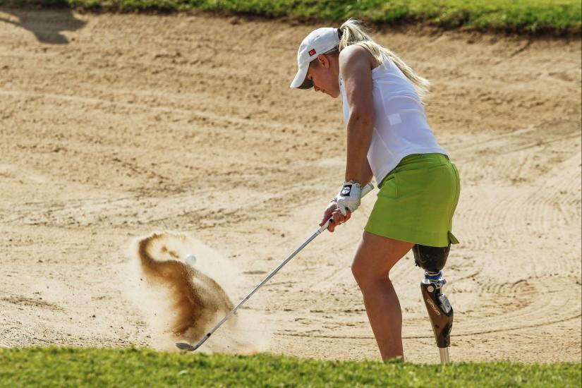 Abierto de golf para discapacitados de Sudáfrica