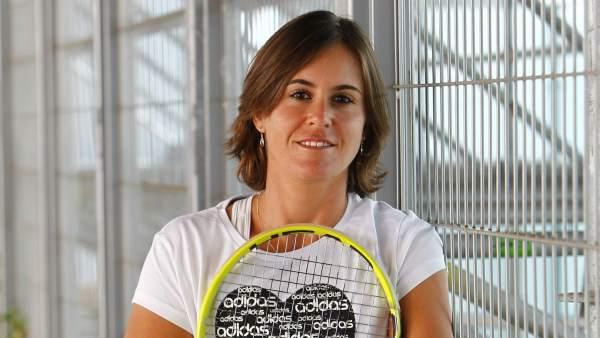 """Anabel Medina: """"La gente que dice que el tenis femenino es aburrido no sabe de tenis"""""""