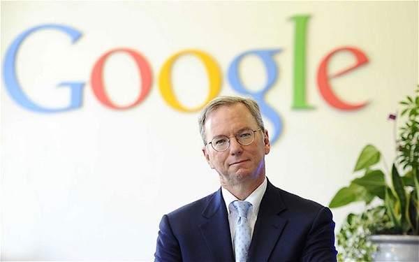 Eric Schmidt, presidente de Alphabet, la matriz de Google, dejará el cargo en enero