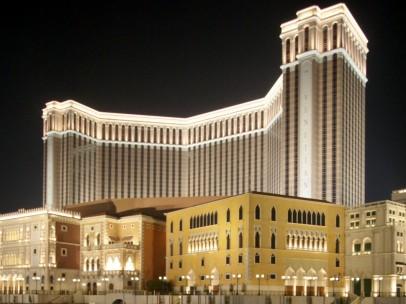 Hotel y casino Venetian Macau