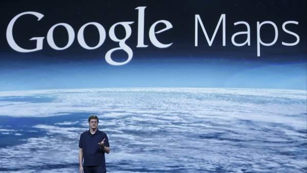 Presentación de la nueva versión de Google Maps