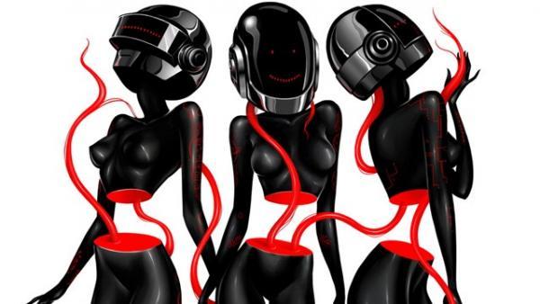Daft Punk - Gina Kiel