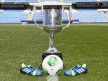 La Copa del Rey y el bal�n de la final de 2013