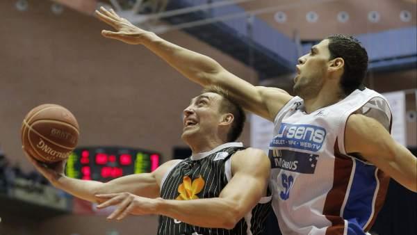 Obradoiro-Bilbao Basket