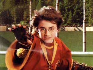 Fotograma de la película 'Harry Potter y la piedra filosofal'.
