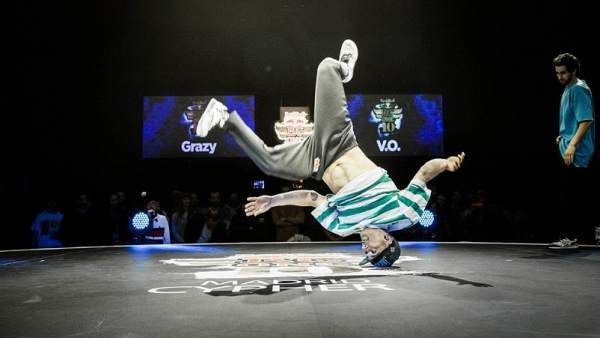 Red Bull BC One Madrid Cypher