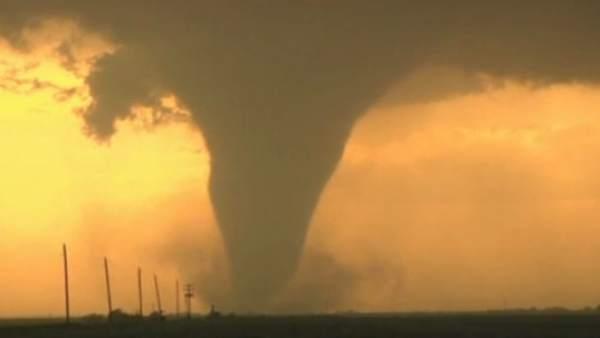 Los tornados se suceden en oklahoma - Tornados en espana ...