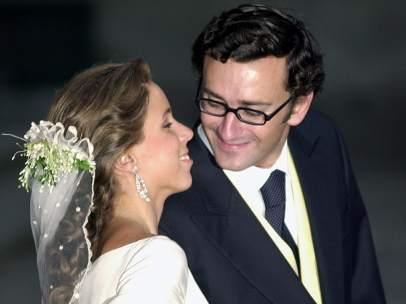 Boda de Ana Aznar y Alejandro Agag