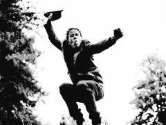 'Tom Waits by Anton Corbijn, California, 2006'