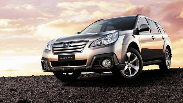 Subaru Ouback 2013