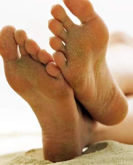 Como quitar el hongo de las uñas en los pies