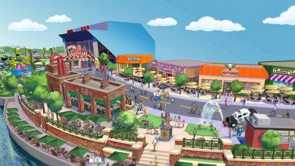 La ciudad de los Simpsons será replicada en un parque temático de Orlando