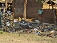 Al menos 24 policías mueren en emboscada maoísta en la India