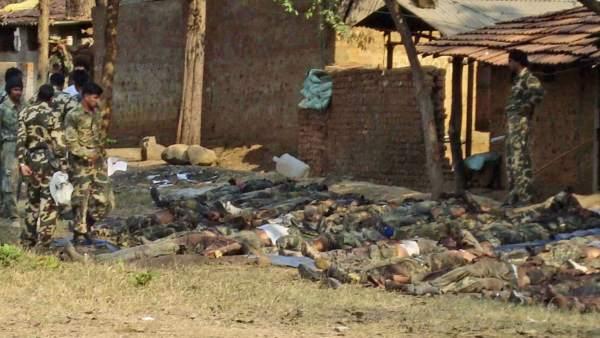 Atentado en India en 2010
