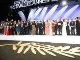 Los premiados en Cannes