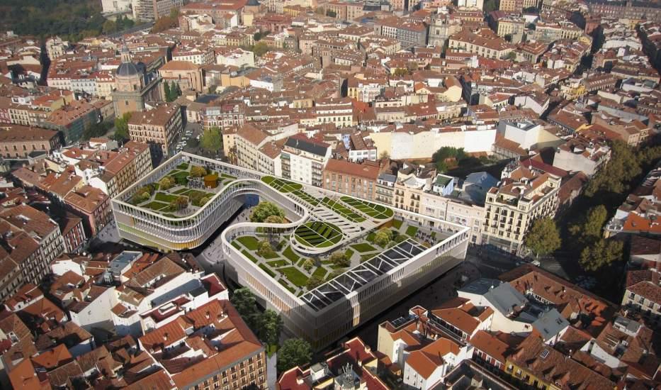 El ayuntamiento de madrid aprueba la ltima reforma de la for Arquitectura 20 madrid