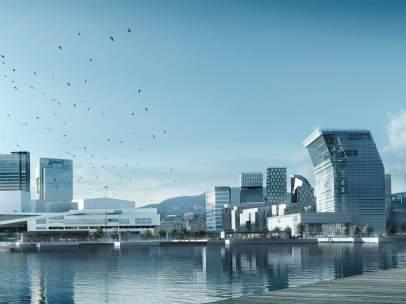 Proyecto 'Lambda' para el nuevo Museo Munch de Oslo
