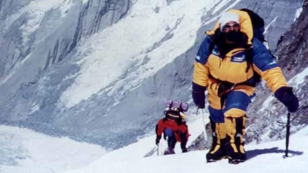 Ascensión al Everest