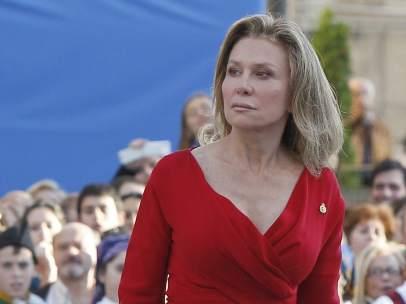 Alicia Koplowitz en los premios Príncipe de Asturias
