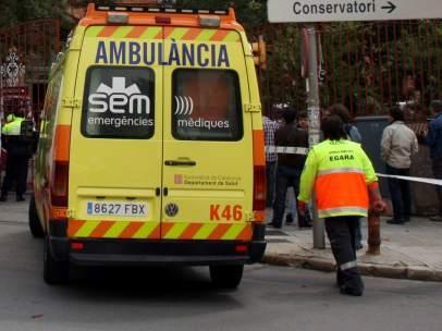 Ambulancia del SEM