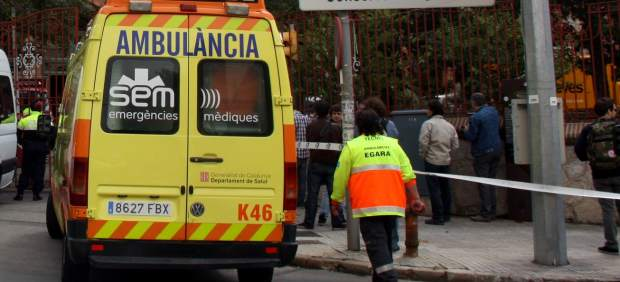 Muere apuñalado un menor en el barrio de Sants de Barcelona