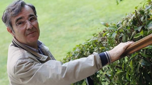 Miguel Ángel, afectado de esclerosis múltiple