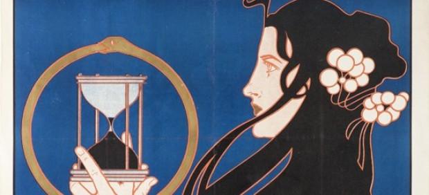 Poster for 'Frommes Kalendar', 1899