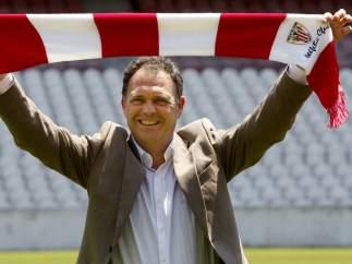 Joaquín Caparrós, en su época como técnico del Athletic