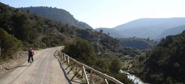 Vía Verde la Sierra de Cádiz