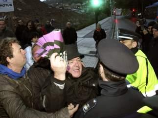 Huelga general en el País Vasco